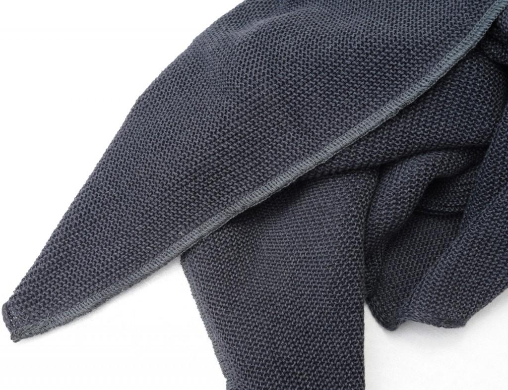 gestrícktes Leinen dark blue 100 % Leinen Badetuch 100 x 150 cm towel 45 x 65 cm - knitted linen 100 % linen bathing towel 100 x 150 cm towel 45 x 65 cm